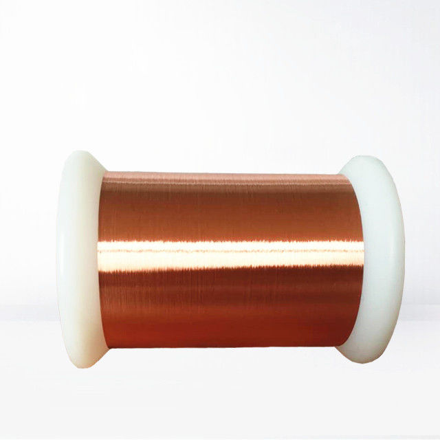 0.012 - 3.00mm Diameter Enameled Copper Wire Magnet Winding Wire With Good Solderability