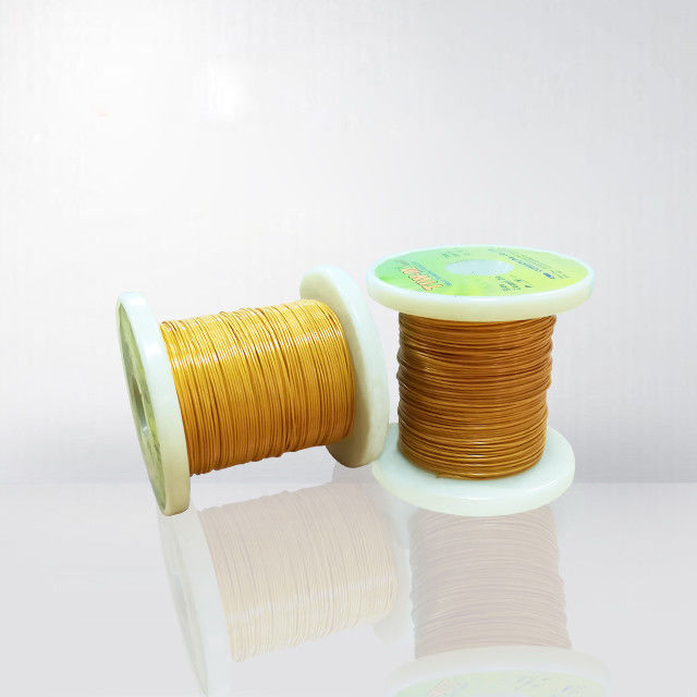 Triple Insulated Wire Class 180 Self Bonding Copper Wire 0.10 - 1.00mm